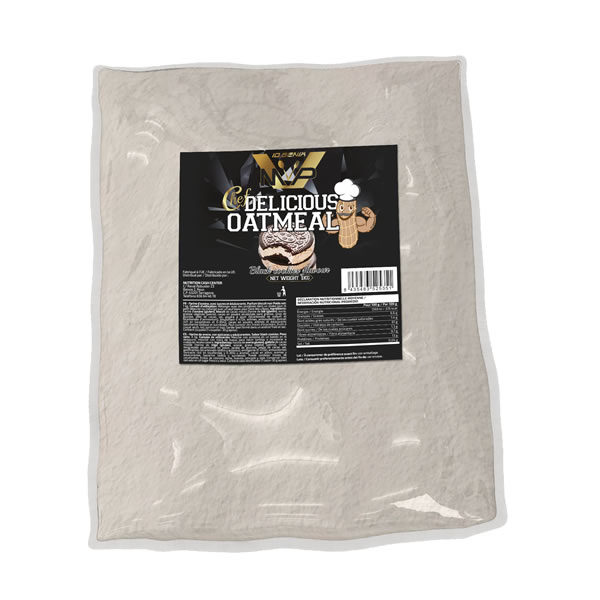 IOGENIX MVP OATMEAL BLACKCOOKIES 1KG